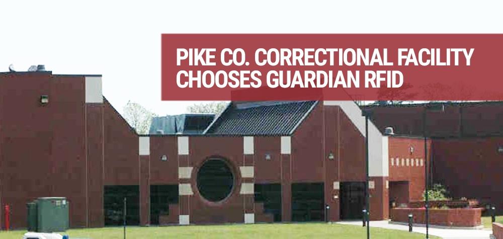 Pike Co  Corrections Chooses GUARDIAN RFID | GUARDIAN RFID